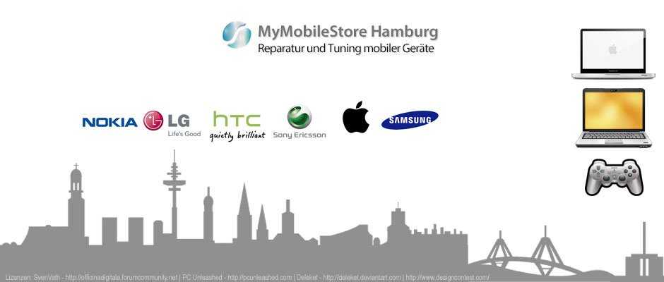my mobile store hamburg iphone reparatur handy smartphone. Black Bedroom Furniture Sets. Home Design Ideas