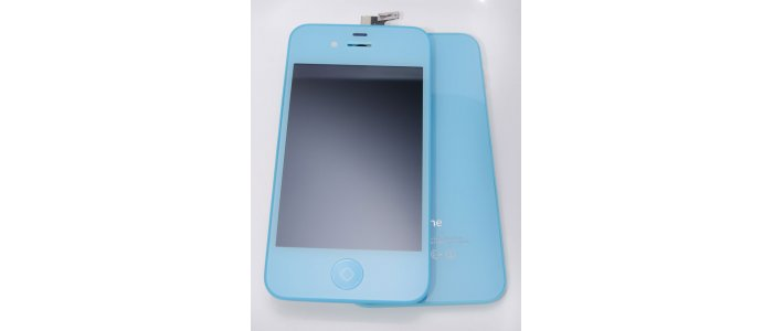 iPhone 4/4s Farbige Schale